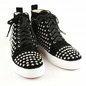 Men's Christian Louboutin Shoes #12287 express shipping to los angeles