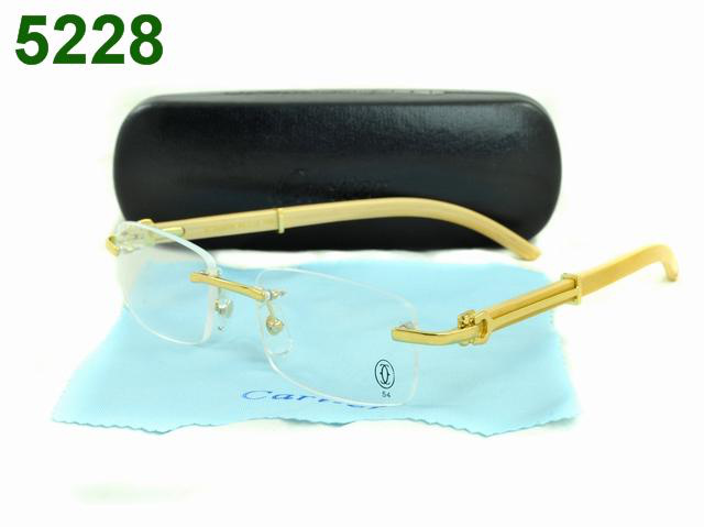 Replica Cartier AAA Plain Glasses #29984 express shipping ...