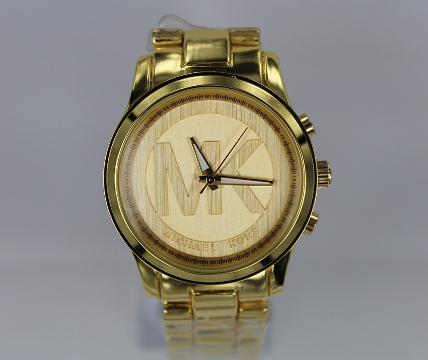 Like many discount designer brands out there, production of Michael Kors watches is overseen by Fossil. Michael Kors watches have grown and have started to produce automatic watches for sale at cheap prices. Michael Kors watches come in many iterations such as chronographs, small seconds, and GMT in both quartz and automatic movement types.