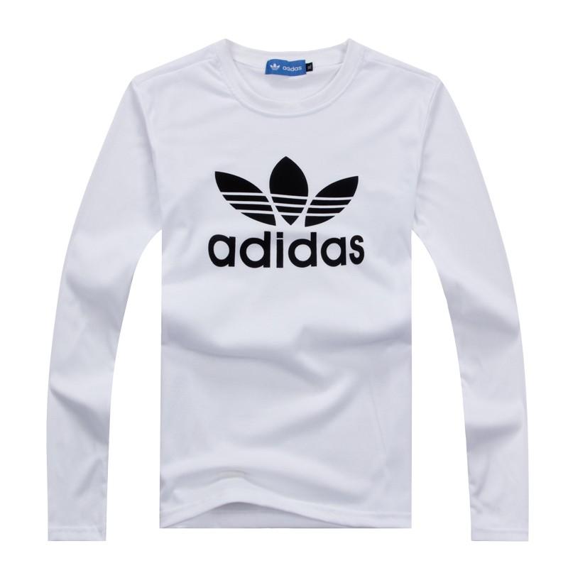 Adidas Mens Long Sleeve T Shirts