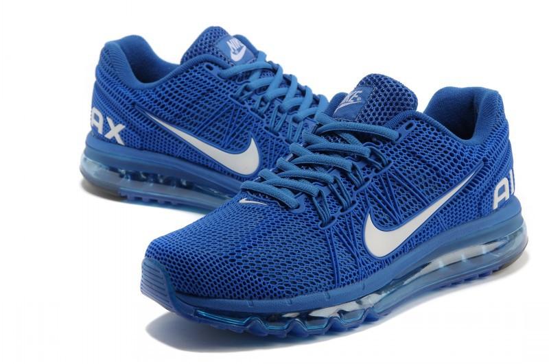 blue air max 2013