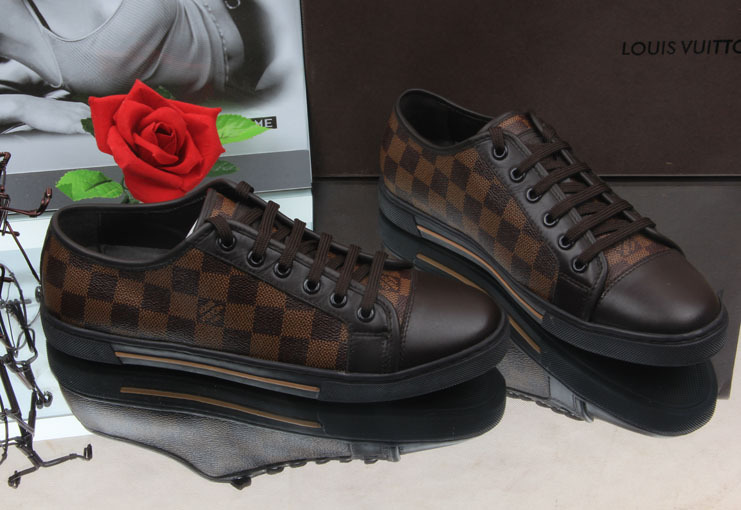 mens louis vuitton red bottom shoes