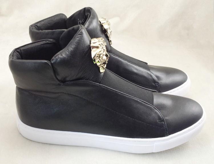 Details Pictures Versace Sneakers Men