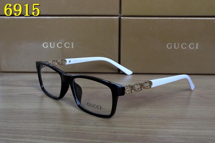 Replica Gucci Plain Glasses #154384 express shipping to ...