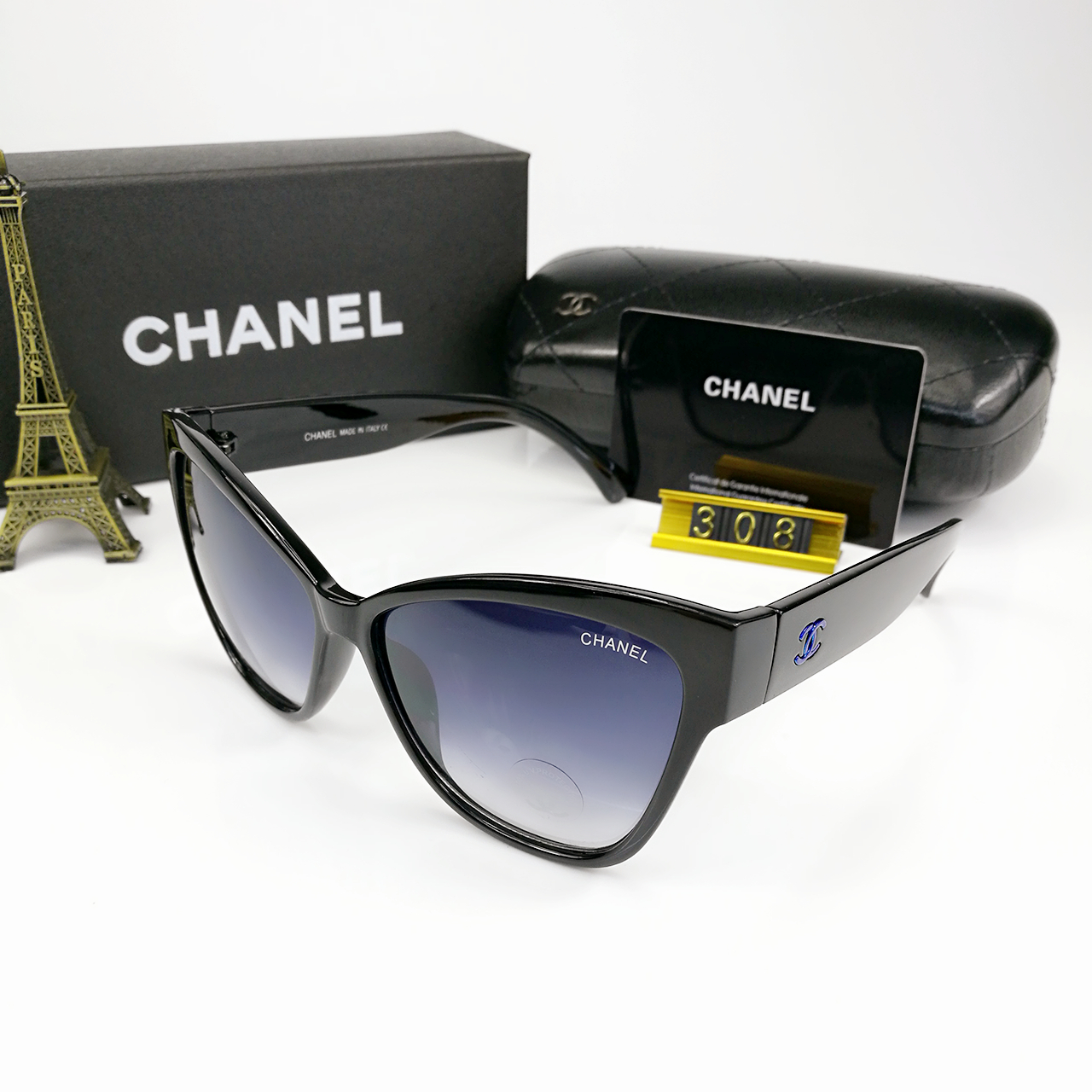Replica Chanel Sunglasses #275573 express shipping to ...